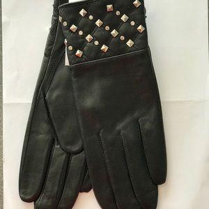 Accessories - Ladies sheepskin leather gloves